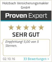 Erfahrungen & Bewertungen zu Holzbach Versicherungsmakler GmbH